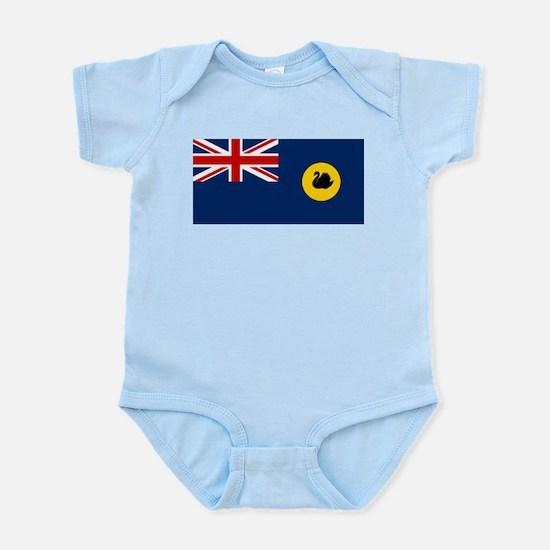 Western Australia Flag Body Suit