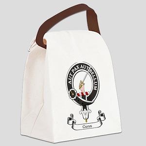 Badge - Gunn Canvas Lunch Bag