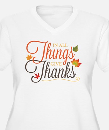 In All Things T-Shirt