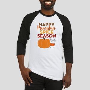 Pumpkin Spice Season Baseball Jersey