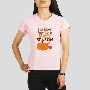 Pumpkin Spice Season Performance Dry T-Shirt