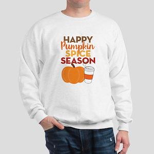 Pumpkin Spice Season Sweatshirt