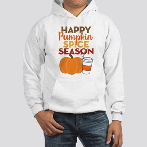 Pumpkin Spice Season Hooded Sweatshirt