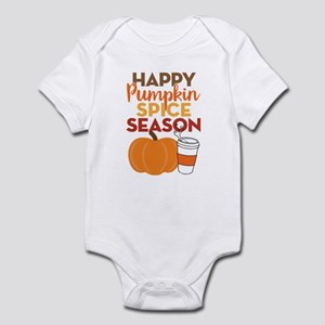 Pumpkin Spice Season Infant Bodysuit