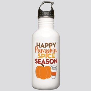 Pumpkin Spice Season Stainless Water Bottle 1.0L