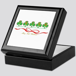 Merry Irish Christmas II Keepsake Box