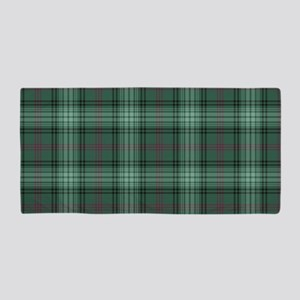 Tartan - Ross hunting Beach Towel