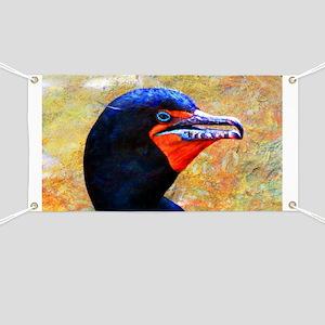 Cormorant texture Banner