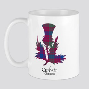 Thistle-Corbett.Ross Mug