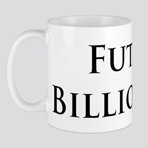 futurebillionaire-black Mugs