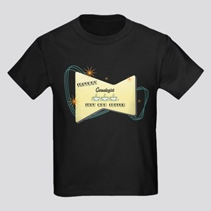 Instant Genealogist Kids Dark T-Shirt
