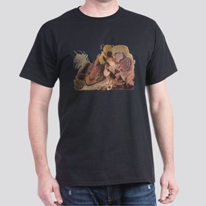 Ruffed Grouse Vintage Audubon Art T-Shirt