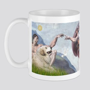 Creation / Gr Pyrenees Mug