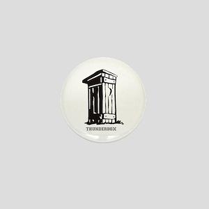 THUNDERBOX - DUNNY. Mini Button