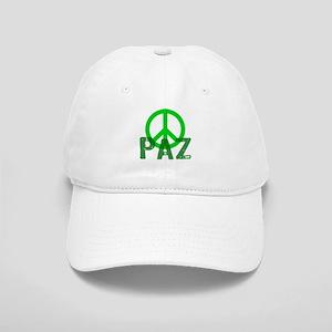 PAZ Peace en Espanol Cap