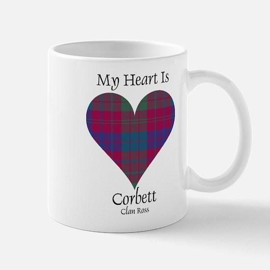 Heart-Corbett.Ross Mug