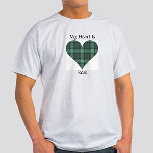 Heart - Ross hunting Light T-Shirt