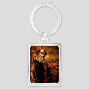 Scary Circus Clown Keychains