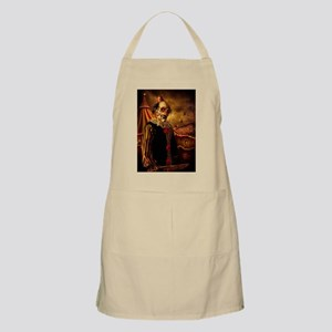 Scary Circus Clown Apron