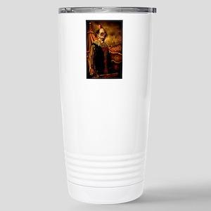 Scary Circus Clown Travel Mug