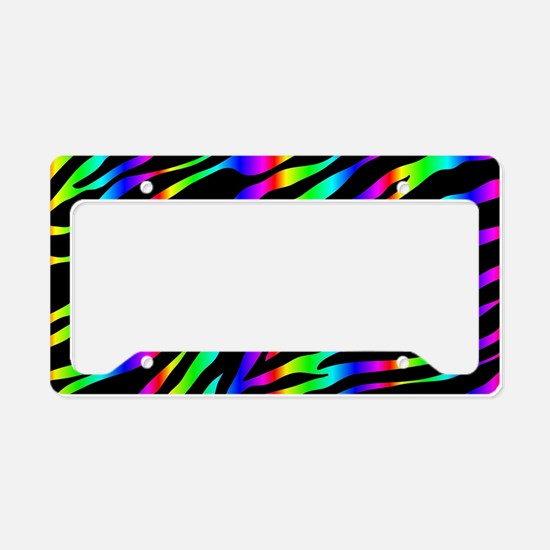 Cute New wave License Plate Holder