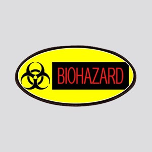 HAZMAT: Biohazard (Red, Black & Yellow) Patch
