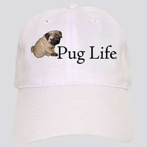 Puppy Pug Life Cap
