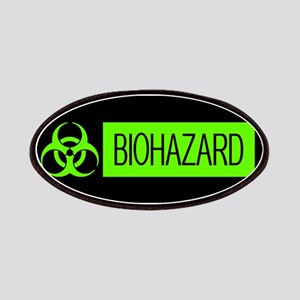 HAZMAT: Biohazard (Slime Green & Black) Patch