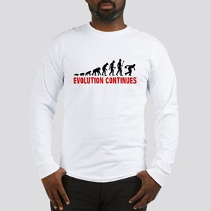 Evolution Ten Pin Bowling Long Sleeve T-Shirt