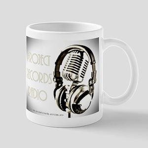 Project Records Radio Mug Mugs