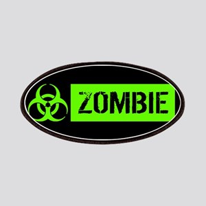 Zombie: Biohazard (Slime Green) Patch