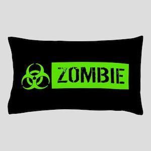 Zombie: Biohazard (Slime Green) Pillow Case