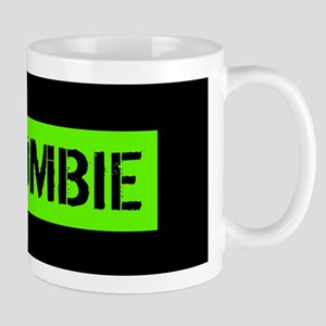 Zombie: Biohazard (Slime Green) Mugs