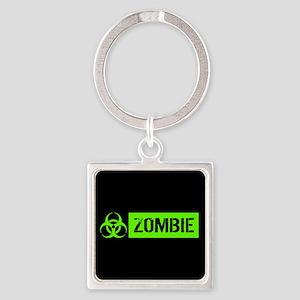 Zombie: Biohazard (Slime Green) Keychains