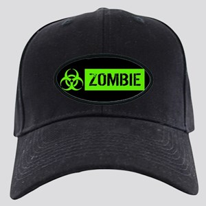 Zombie: Biohazard (Slime Green) Baseball Hat