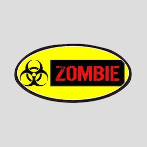 Zombie: Biohazard (Red, Black & Yellow) Patch