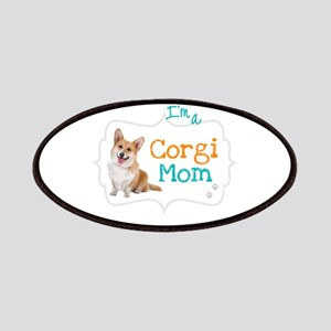 Im A Corgi Mom Patch