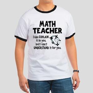 MATH TEACHER T-Shirt