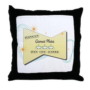 coffee maker pillows cafepress
