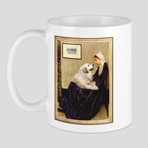WMom-Great Pyrenees Mug