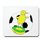 Canary Subbuteo - Norwich City FC Inspired Mousepa