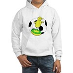 Canary Subbuteo - Norwich City FC Inspired Jumper