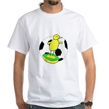 Canary Subbuteo - Norwich City FC Inspired T-Shirt