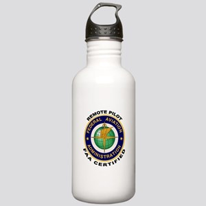 FAA Certified Remote Pilot Water Bottle