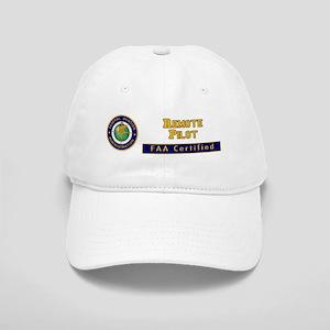 Faa Certified Remote Pilot Baseball Cap