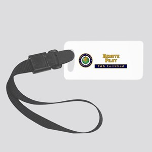 Faa Certified Remote Pilot Luggage Tag
