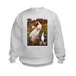 Windflowers / GSMD Kids Sweatshirt