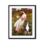 Windflowers / GSMD Framed Panel Print