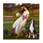 Windflowers / GSMD Tile Coaster