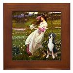 Windflowers / GSMD Framed Tile